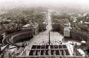 Vatican by TheLittleCrow