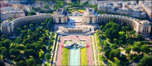 TiltShift Paris by Relderson
