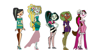 TDI Monster Prom by TDI-Queen