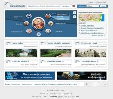 Burgas Guide by outlines