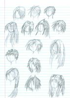 Hair styles by WeiSing