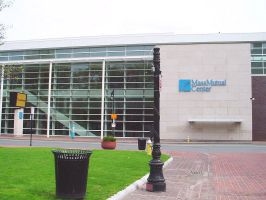 Mass Mutual Center by Jeysie