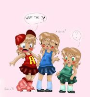 Alvin and the chipettes? by TheChipMunksFan