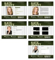 Kate Scott Portfolio by nokari