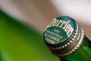 Perrier Bottlecap by KillerRu