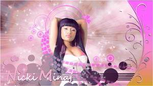 Nicki Minaj by MRH00D