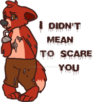 Innocent Foxy ((NOW AVAILABLE ON REDBUBBLE)) by CassMutt