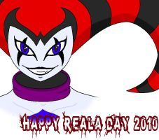 Happy Reala Day 2010 by NiGHTSfanKevin