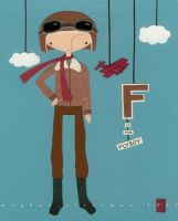 F is for Flyboy by renton1313