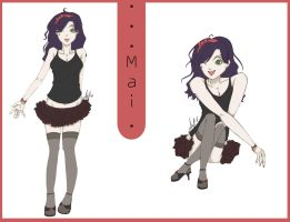 contest :: mai, for Bonhwa by comatosebutterfly