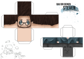 Craft your Steven! by anouki-morgenstern