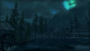 Morthal Aurora I by Solace-Grace