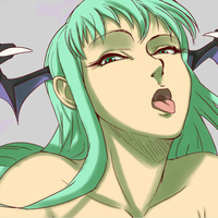 WIP - Morrigan by Maigleco