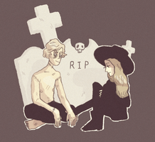 AHS coven by thorxpoptarts