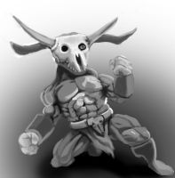 Alistar, Last Cow Standing by apcMurray