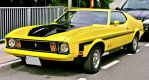Ford Mustang Mach1 1972-1 by cmdpirxII