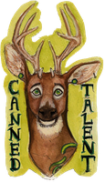 AnthroconBadge by CannedTalent
