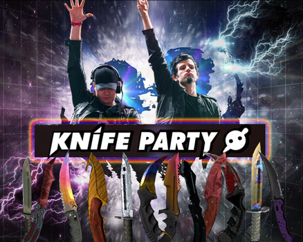 Knife Party by carlonimus