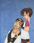 Videl Loves Gohan by Tell-Me-Lies