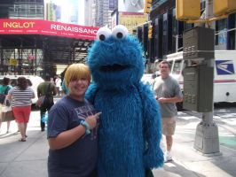 England and the cookie monster by Death-By-Insanity