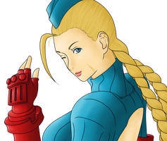 Cammy - Street Fighter by N0XATI