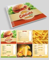 Cebolinha Burger - Menu Restaurant by tutom