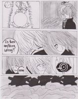 D.Gray-Man Doujinshi by LenaleeExorcist