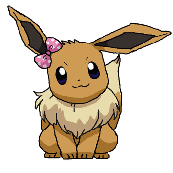 Sylvia the Eevee by AntStar2004