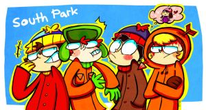 South Park by Caramelkeks