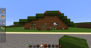 Viridian Trainer House Front by The-Macattack