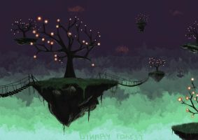 Binary Forest by Sincress