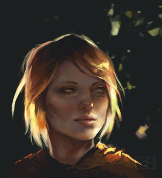 Sia Hawke by perditionxroad