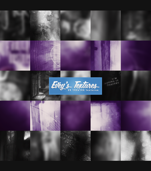 #13 Icon Textures Pack - Bury Me by Evey-V