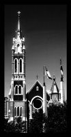 Cathedral Guadalupe by tracyjtz