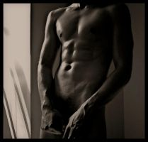 Male Nude: Submission by SEnigmaticX