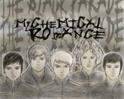 Our Chemical Romance by Ryfenn