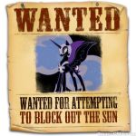 Equestria's Most Wanted-Nightmare Moon by snakeman1992