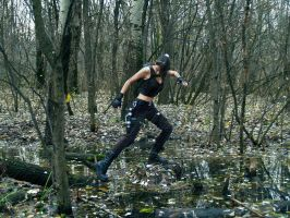 Lara Croft Cosplay - bog by TanyaCroft