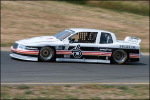 1985 Buick Trans-Am by SharkHarrington