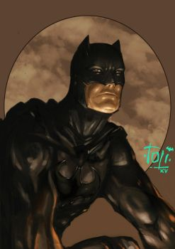Batman Painting by 7oti