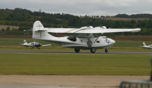 PBY GETTING LIFT OFF by Sceptre63
