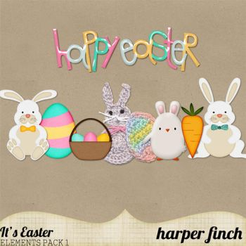 It's Easter Friends by harperfinch