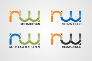 002. RW media+design logo by dFEVER
