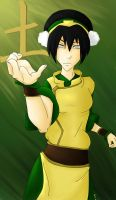 Toph by spaz-by-design