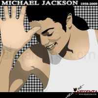 Tribute to Michael Jackson by afrodytta