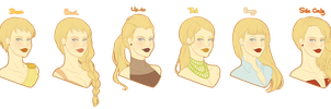 Miss S Hairstyles by NeipyPien