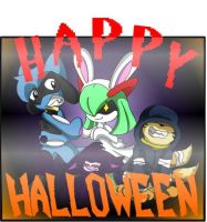 "Happy Halloween ""PMD"" by AlyssaC-12"