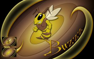 Buzzz Wallpack by SKoriginals