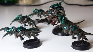 Hive Fleet Engorger by lecorth