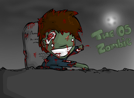 The 2005 zombie by Meatball-man
